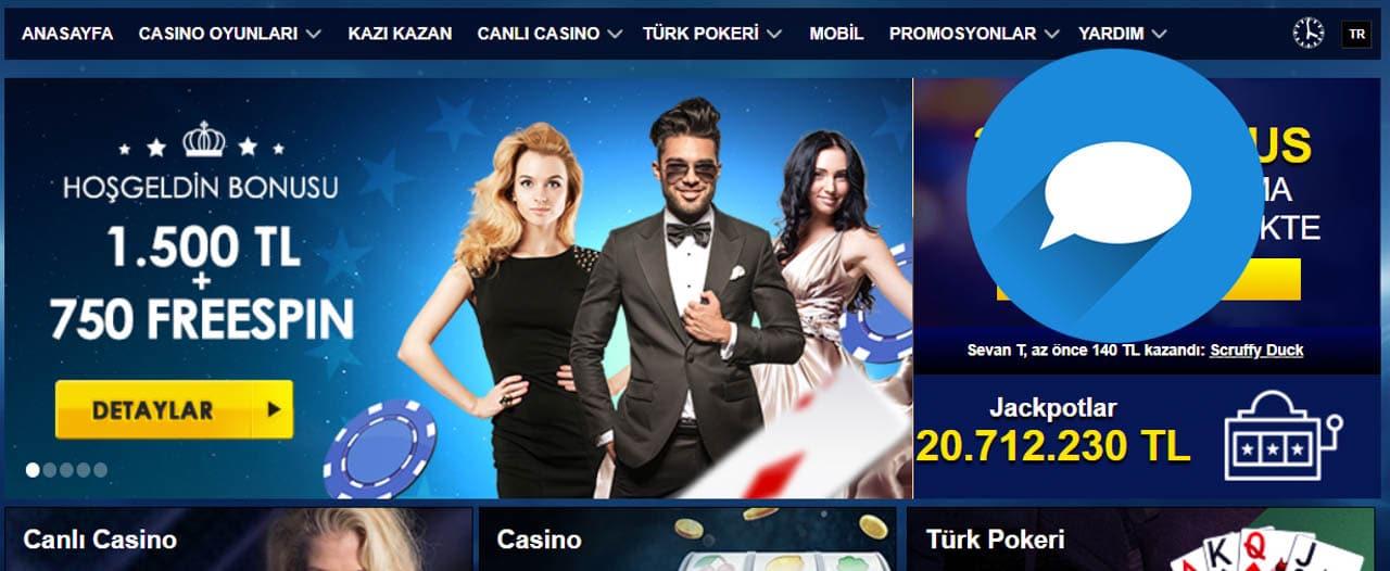 en çok kazandıran casino sitelerinelerdir